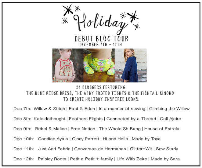 Holiday Debut Tour-Blogger LogoNEW900