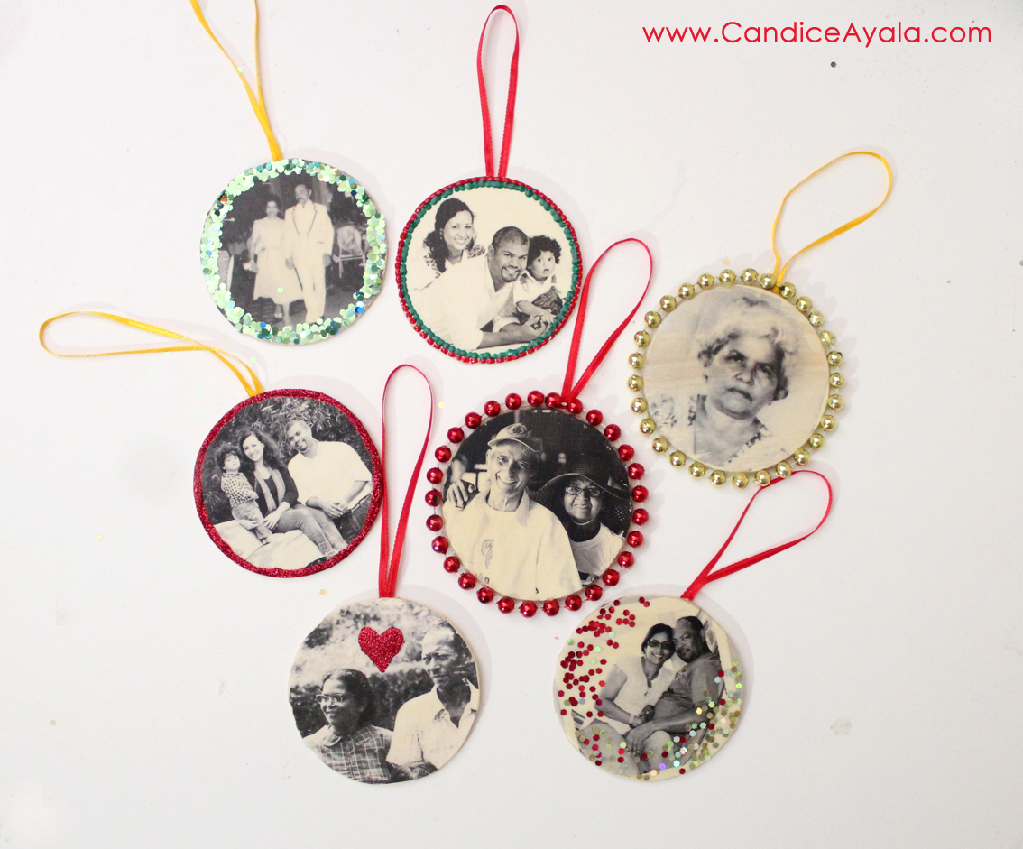 Diy Tutorial How To Transfer Pictures To Wood To Create Ornaments