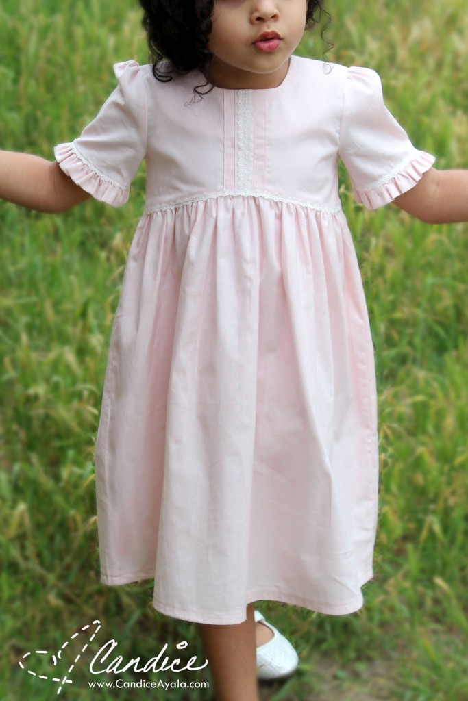 The Clarissa Dress PDF Sewing Pattern By MCM Studio Designs - Sewn by Candice Ayala