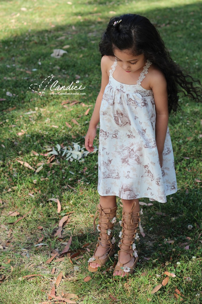 The Loli Dress PDF Pattern By Bobkin Designs sewn by Candice Ayala of CandiceAyala.com