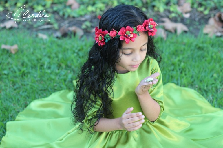 Moana Te Fiti Inspired Dress